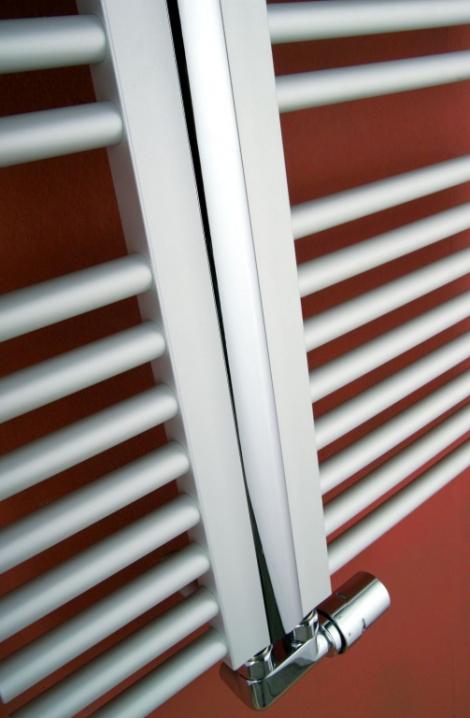 Koupelnový radiátor  Helios