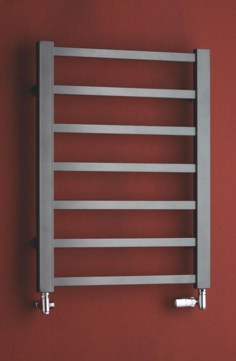 Koupelnový radiátor Galeon -antracit -G2A