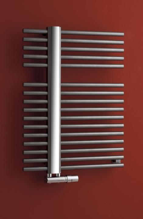 Koupelnový radiátor Kronos - antracit - KR1A