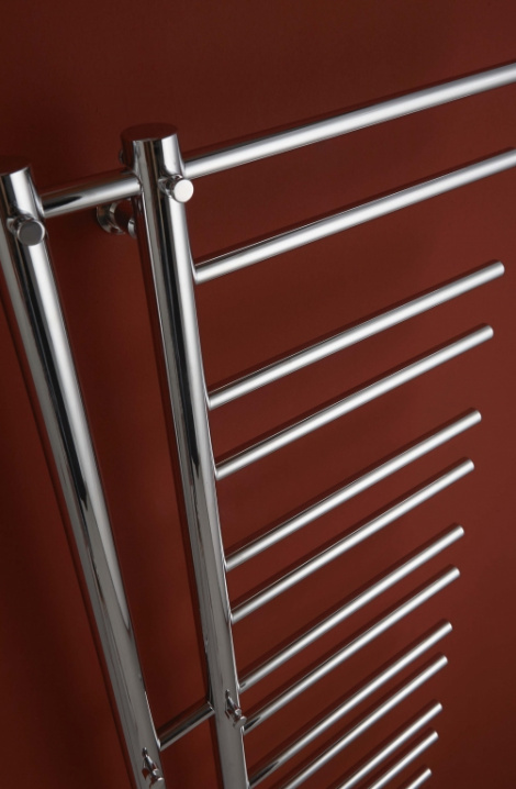 Koupelnový radiátor Theia  - chrom