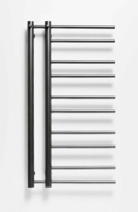 Koupelnové radiátor  Theia  -  antracit -T1A