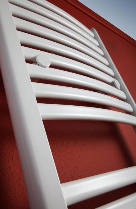 Koupelnový radiátor  Marabu  - detail