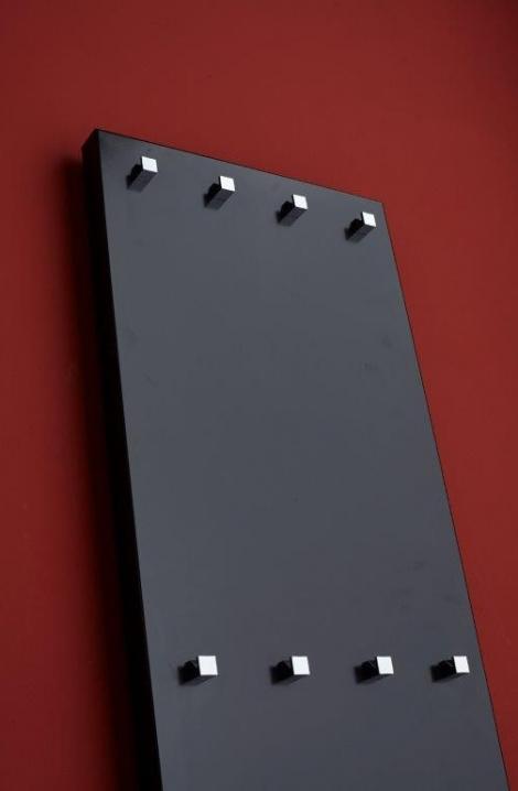 Elektrický sušák  - strukt. černá NE3BL