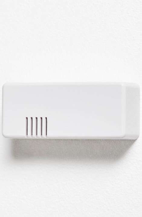 senzor - bílý