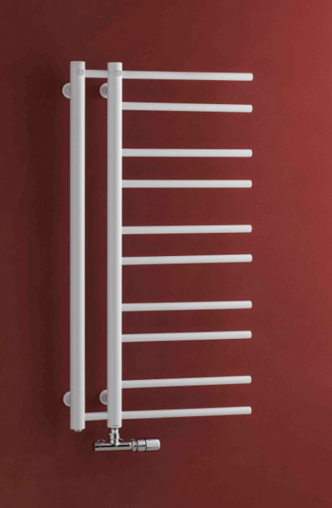 Koupelnové radiátor  Theia  -  bílá -T1W